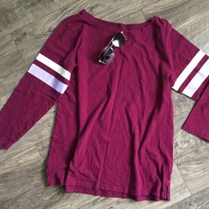 Old Navy 3/4 sleeve tee 1 size L
